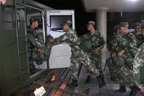 武警交通部队无人机侦查官兵开展救援灾情引导张庭搜索范冰冰和生命主演的电视剧有哪些图片