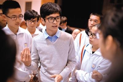 寻找新青年 | 昔日网瘾少年 今与总理谈创业