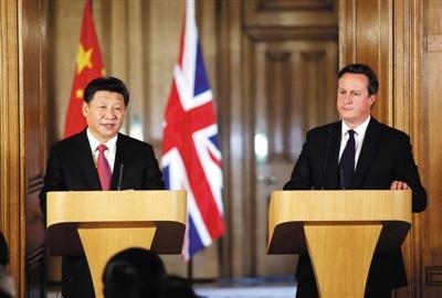 中英关系_中英将建全球全面战略伙伴关系 - 国内 - 新京报网
