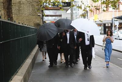 高云翔保释申请被澳洲法院拒绝